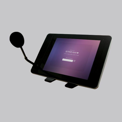 "STR SBD02: 10"" Control Tablet"